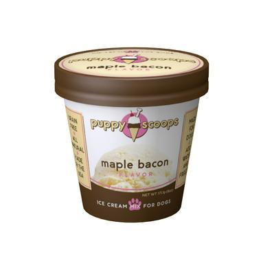 Maple Bacon - Ice Cream for Dogs
